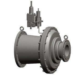 Регулятор давления газа МЕТРАН ФЛ-БП/025